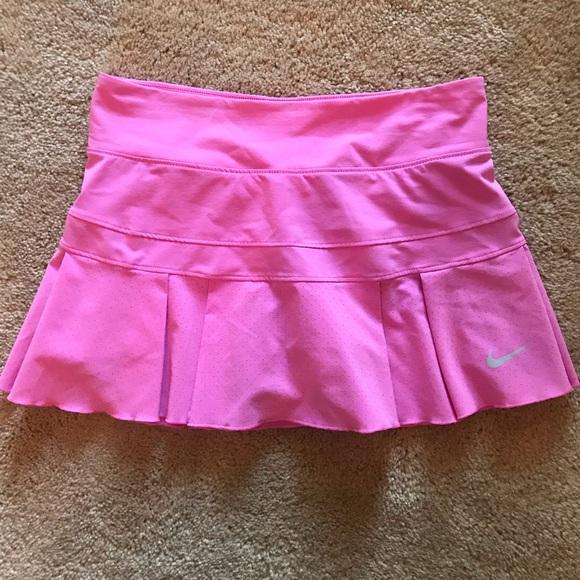 Nike Pants - Pink Tennis Skirt